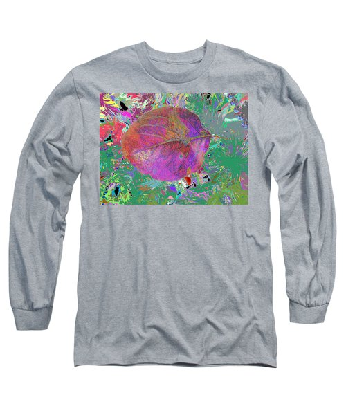 Imposition Of Leaf At The Season 4 Long Sleeve T-Shirt