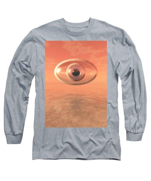 Impossible Eye Long Sleeve T-Shirt