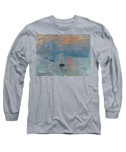 Impression Sunrise Long Sleeve T-Shirt