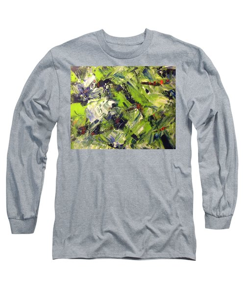 In Abstraction - Gbwo No.1 Long Sleeve T-Shirt