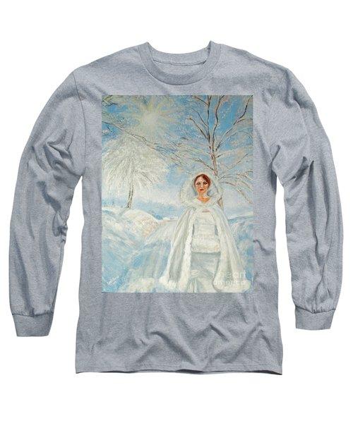 In Beauty I Walk Long Sleeve T-Shirt