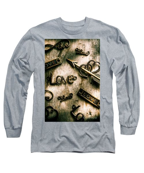 In Contrast Of Love And Light Long Sleeve T-Shirt