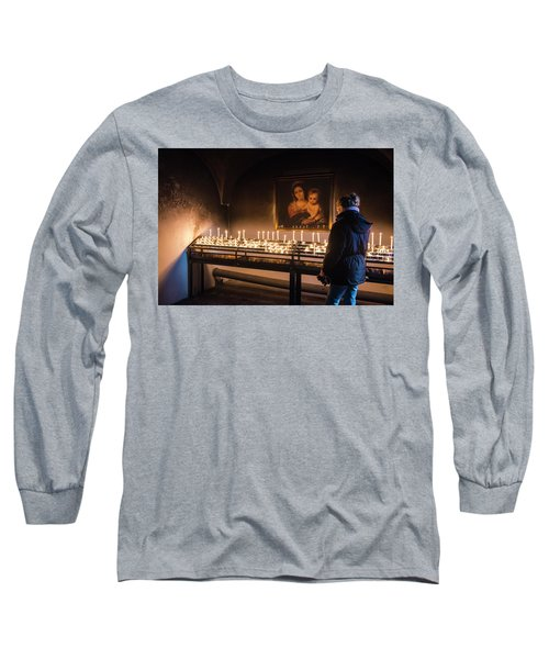 In Deep Thoughts Long Sleeve T-Shirt