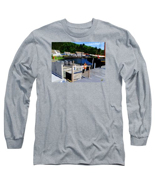 In Discovery Harbor Long Sleeve T-Shirt