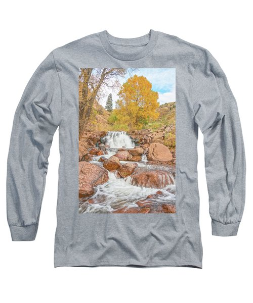 In Every Walk With Nature, One Receives Far More Than He Seeks, Wrote John Muir.  Long Sleeve T-Shirt
