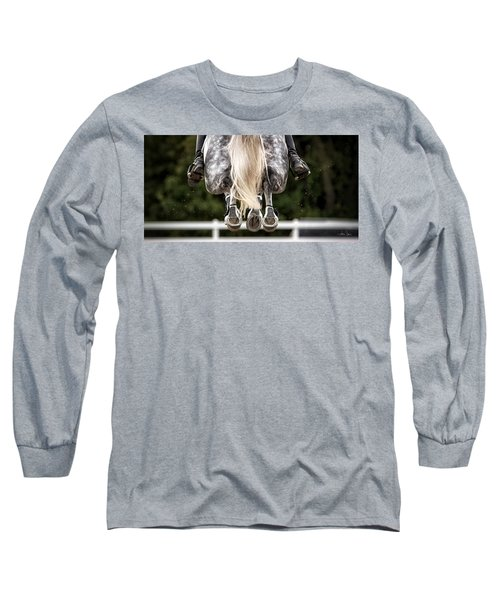 In Flight Long Sleeve T-Shirt by Joan Davis