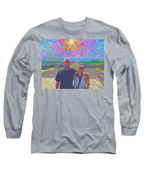 In Mexico Long Sleeve T-Shirt
