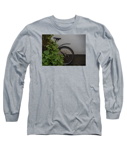 Long Sleeve T-Shirt featuring the photograph In Park by Odd Jeppesen