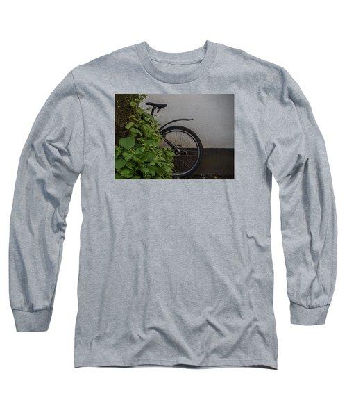 In Park Long Sleeve T-Shirt by Odd Jeppesen