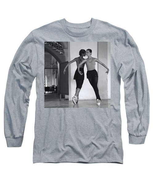 In Sync Long Sleeve T-Shirt