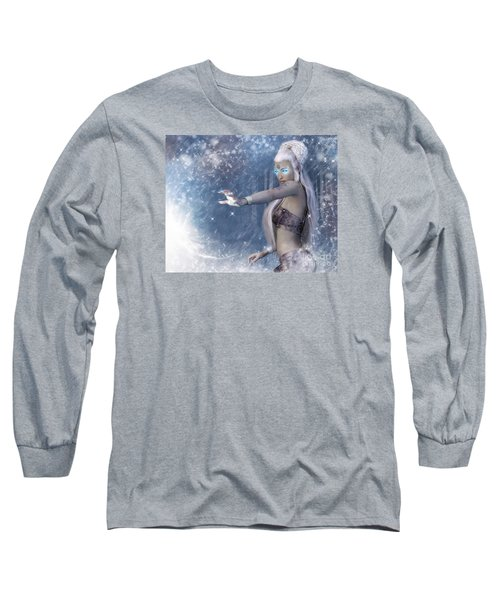 In The Eye Of The Storm Long Sleeve T-Shirt