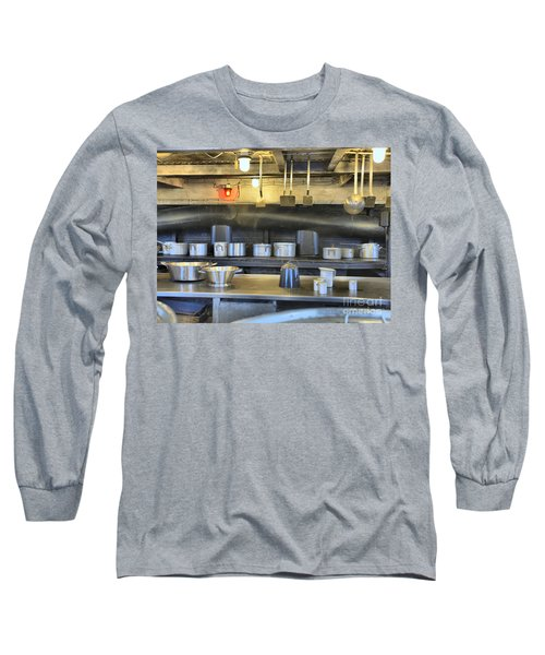 In The Galley Long Sleeve T-Shirt