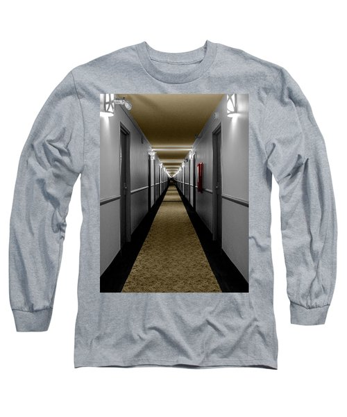 In The Long Hall Long Sleeve T-Shirt