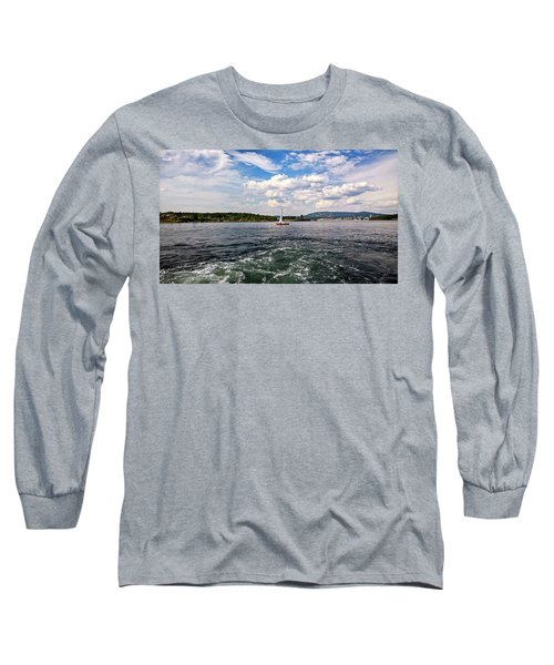 In The Oslo Fjord Long Sleeve T-Shirt