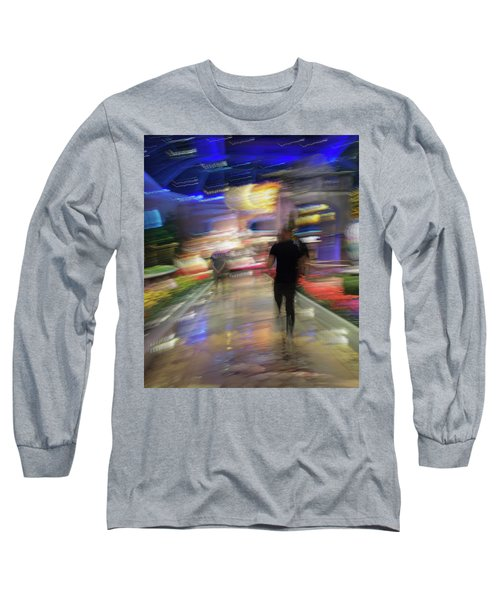 Long Sleeve T-Shirt featuring the photograph In The Presence Of The Sun God by Alex Lapidus