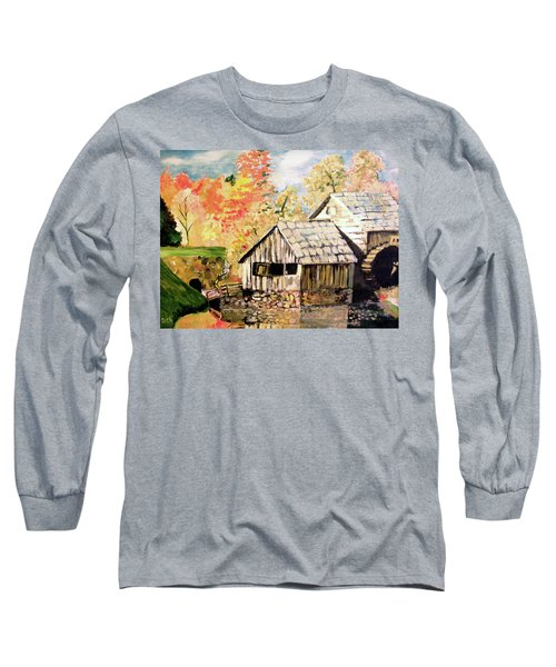 In The Quiet Moments Long Sleeve T-Shirt