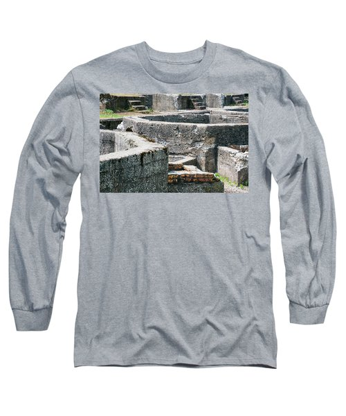 In The Ruins 6 Long Sleeve T-Shirt