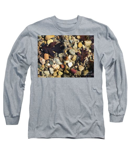 Long Sleeve T-Shirt featuring the photograph In The Shallows 2 by Gerald Strine