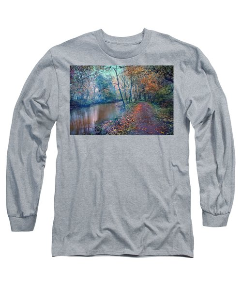 In The Stillness Of The Morning Long Sleeve T-Shirt