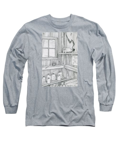 In The Sugar House Long Sleeve T-Shirt