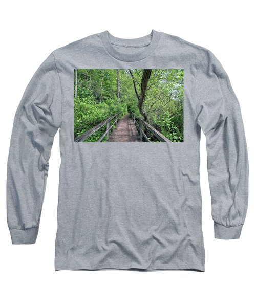 In The Trees Long Sleeve T-Shirt
