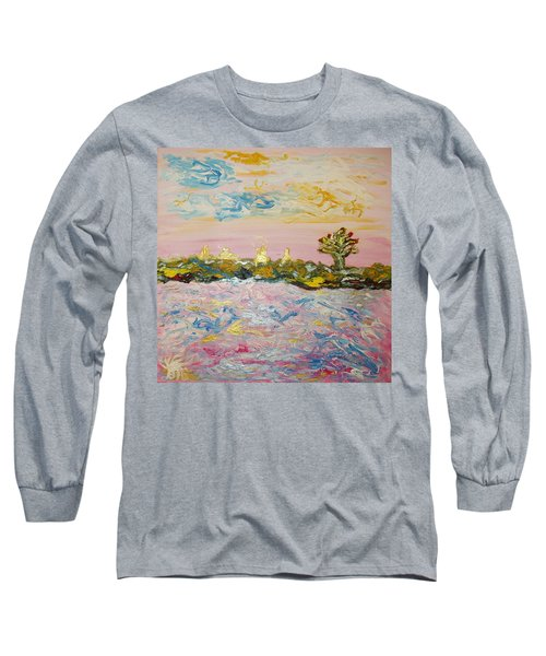 In The World Of Illusions Long Sleeve T-Shirt