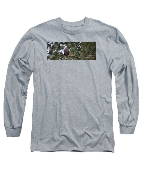 In Time Long Sleeve T-Shirt by Greg Patzer