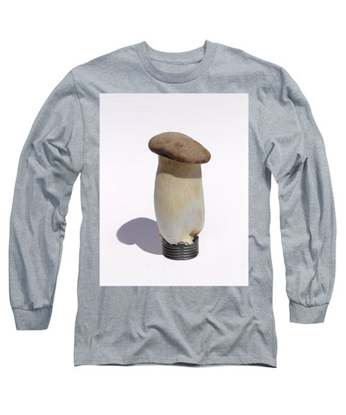 Incandescent Mushroom Long Sleeve T-Shirt