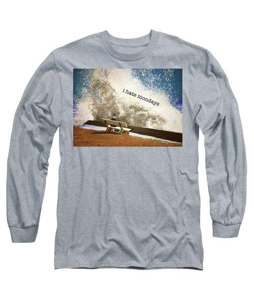 Incoming - Mondays Long Sleeve T-Shirt