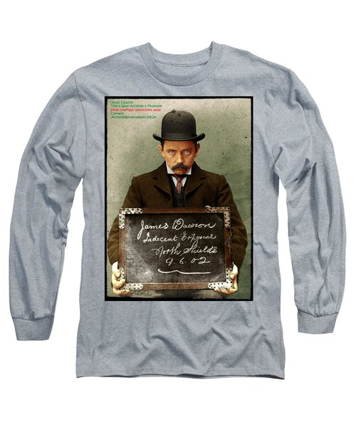 Indecent Exposure Long Sleeve T-Shirt