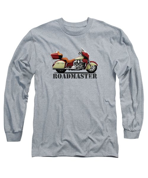 The Roadmaster Long Sleeve T-Shirt