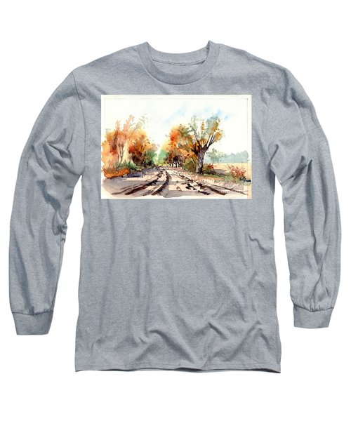 Indian Summer I Long Sleeve T-Shirt