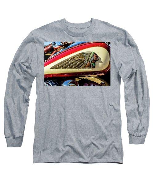 Indian Tank Long Sleeve T-Shirt
