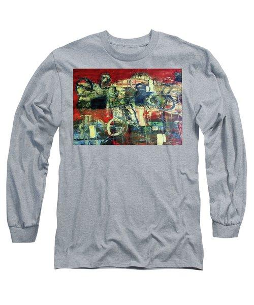 Indy 500 Long Sleeve T-Shirt