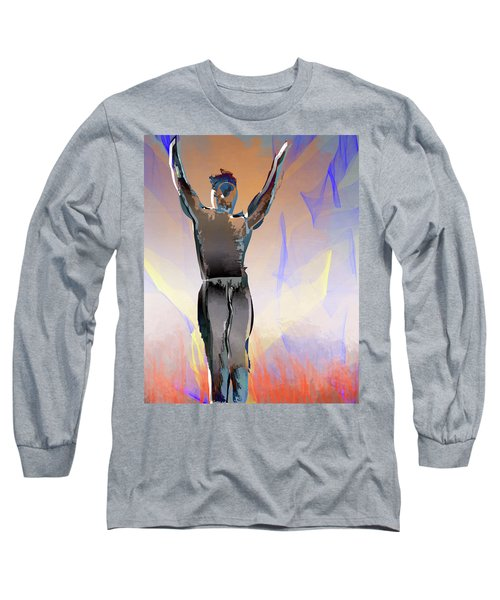 Inferno Survivor Long Sleeve T-Shirt