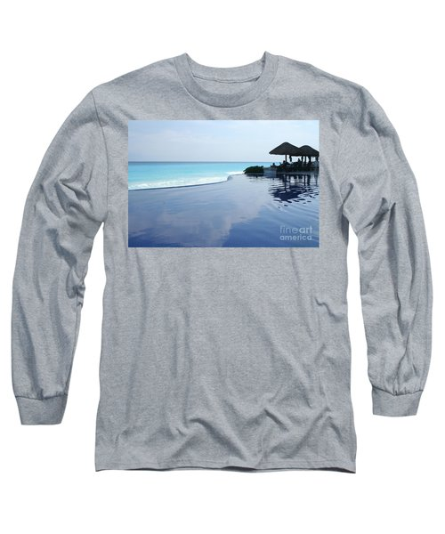 Infinity Pool Long Sleeve T-Shirt