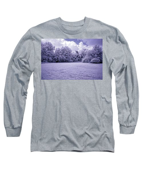 Infrared In Glasgow Ky Long Sleeve T-Shirt