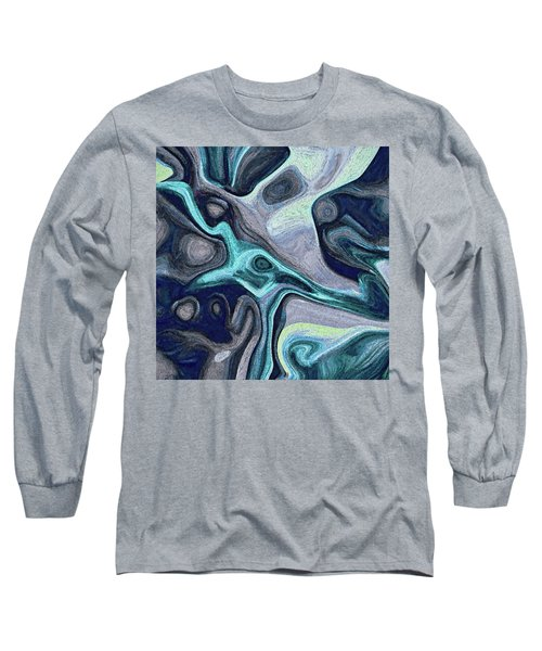 Inhabited Space #5 Long Sleeve T-Shirt