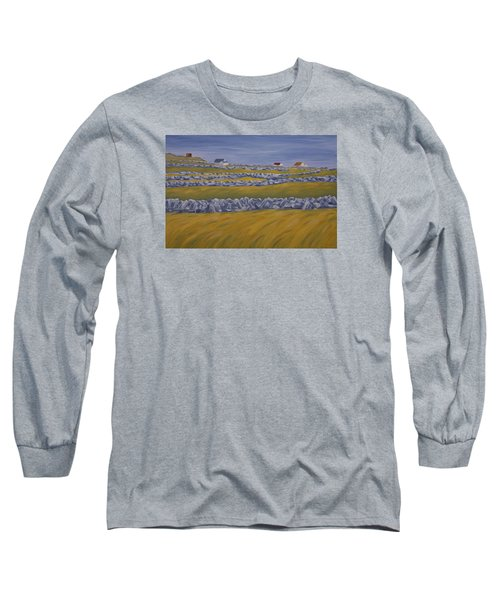 Inish Mor Long Sleeve T-Shirt