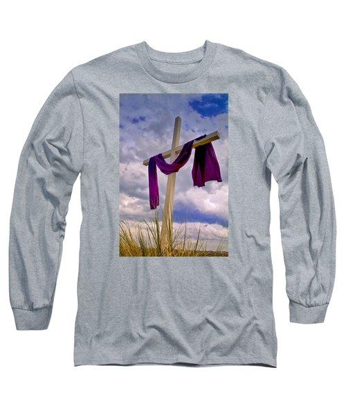 Inlet Cross Long Sleeve T-Shirt