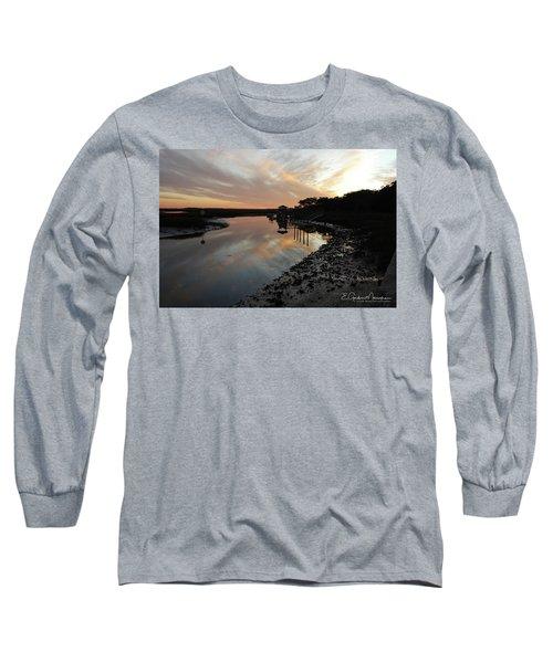 Inlet Sunset Long Sleeve T-Shirt