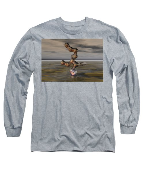 Innovation The Leap Of Imagination  Long Sleeve T-Shirt