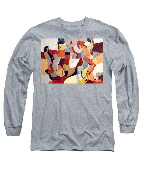 Inquisition Long Sleeve T-Shirt by Bernard Goodman