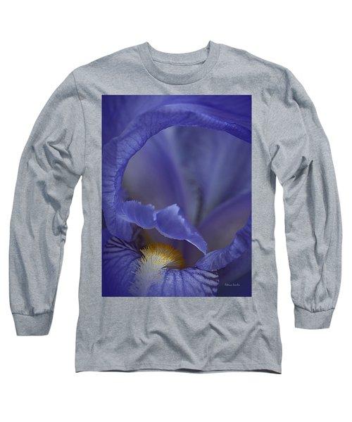 Inside The Iris Long Sleeve T-Shirt