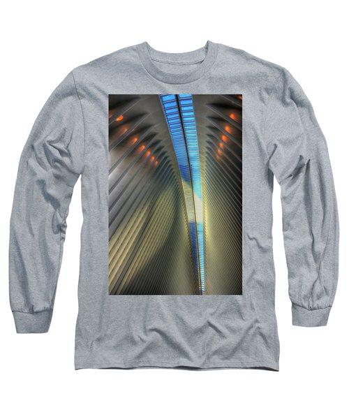 Inside The Oculus Long Sleeve T-Shirt
