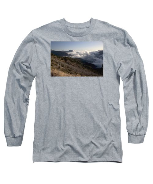 Inspiration Point View Long Sleeve T-Shirt by Ivete Basso Photography