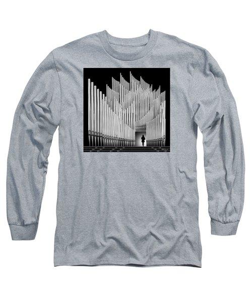 Inspirational Walk Long Sleeve T-Shirt by Joe Bonita