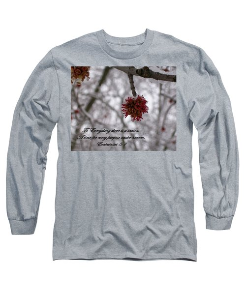 Inspirations 11 Long Sleeve T-Shirt