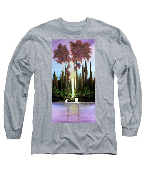 Inspireation Falls Long Sleeve T-Shirt