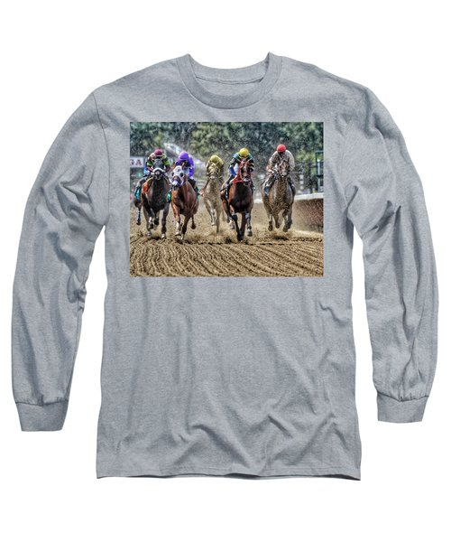Intensity Long Sleeve T-Shirt